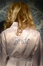 Bridal Lingerie Robe