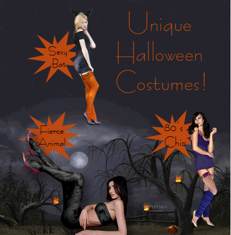 Unique Halloween Costumes, Budget Halloween Costumes, Halloween Costumes on a dime