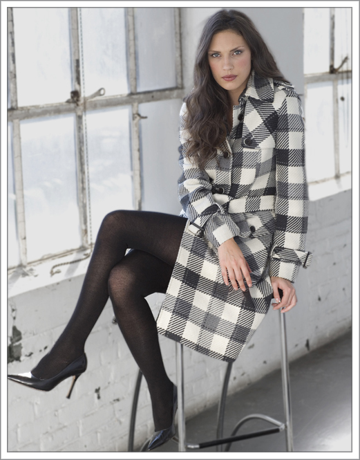 Press  l  Downloads  l  Size and Fit  l  F :  legwear coat clasic women