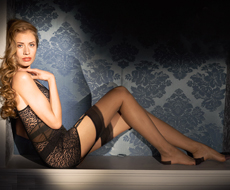 Reinforced Heel and Toe Stockings, RHT Stockings
