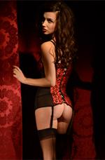 Back Seamed Stockings