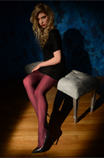 Semi-Opaque Colored Tights